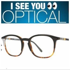 New Unisex Burberry Glasses